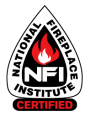National Fireplace Institute Certified Member