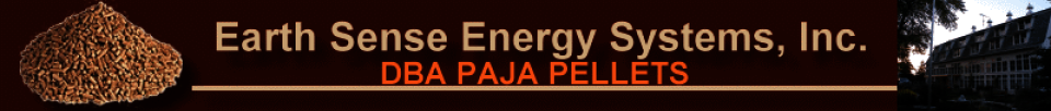 Earth Sense Energy Systems, Inc. DBA PAJA PELLETS